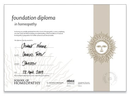 Foundation Diploma