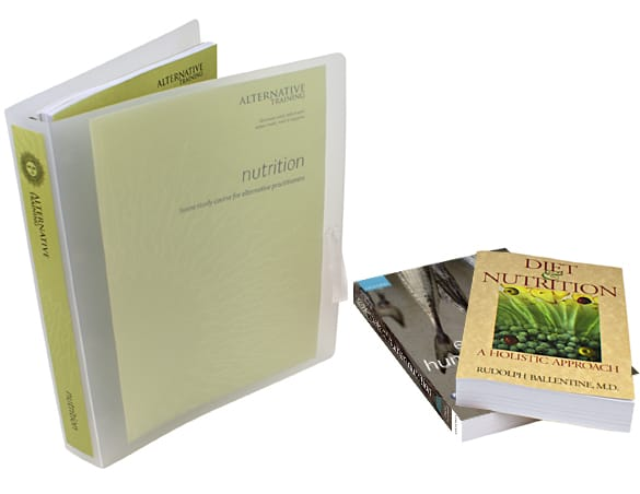 Nutrition Course with books