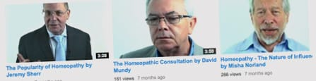 Champions of Homeopathy