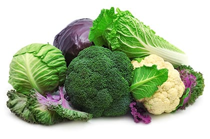 Brassica vegetables