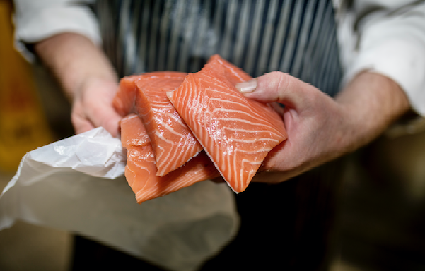 Fish Monger vitamin B12 nutrition article