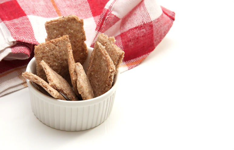 Oat crackers by soks kata