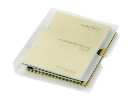 First Aid Course Binder