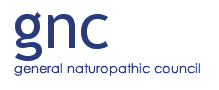 General Naturopathic Council Logo