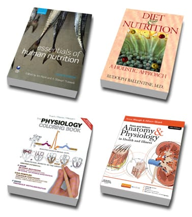Nutrition Course Books