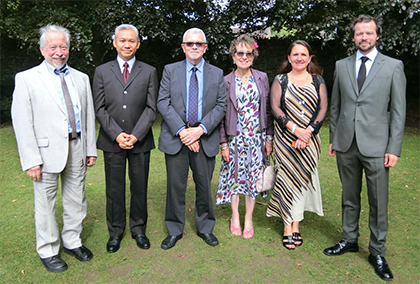 SOH Faculty meet HRH the Prince of Wales