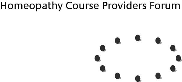 The Homeopathy Course Providers Forum