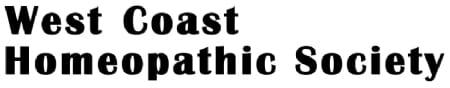 West Coast Homeopathic Society