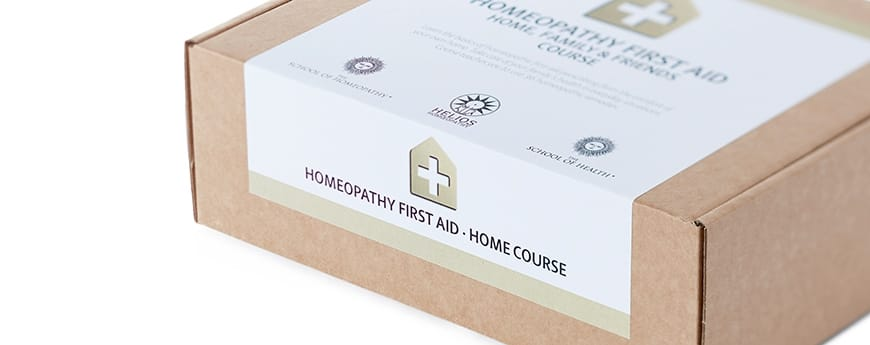 Homeopathy<br>First Aid <br>for Home Course