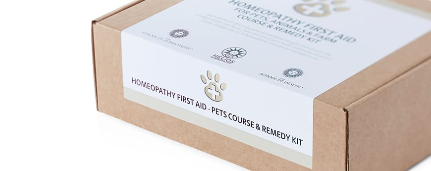 Homeopathy <br> First Aid Course <br> for Pets