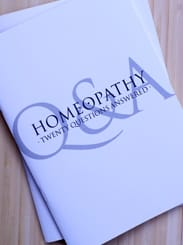 Homeopathy 20 questions answered