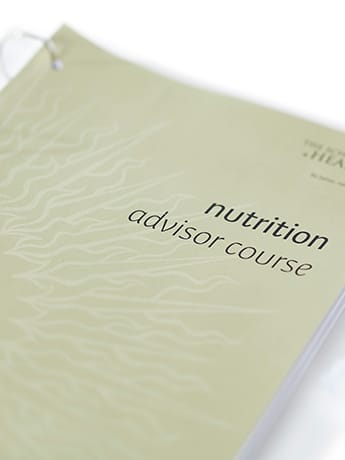 Nutrition Advisor Cover