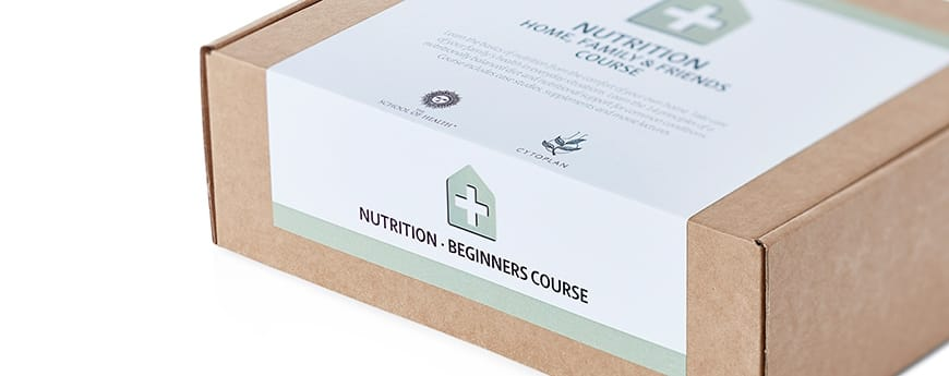 Nutrition<br>Beginners<br>Course