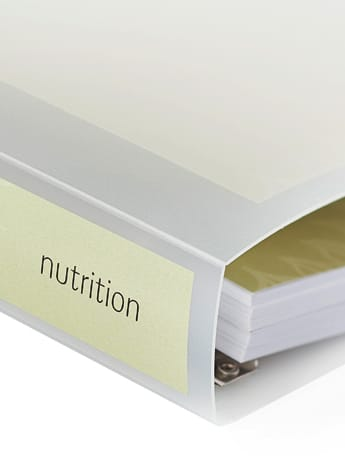 Nutritional Therapist spine