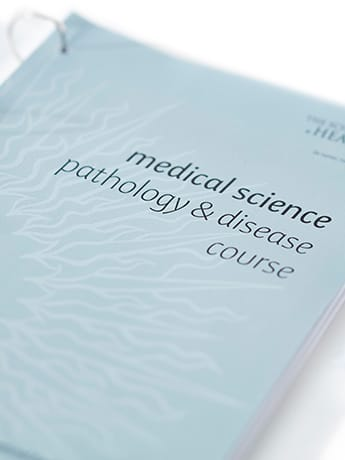 Pathology & Disease course cover