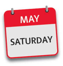 May Guest 1 day Saturday