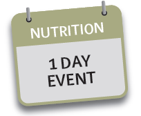 1 Day Introduction to Nutrition Event