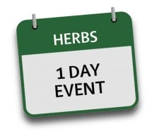 Herbal Medicine - One Day Taster Course