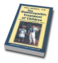 The Homeopathic Treatment of Children (Indian Version)
