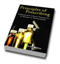 Principles of Prescribing