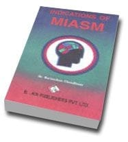Indications of the Miasms
