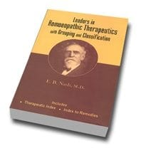 Leaders in Homeopathic Therapeutics