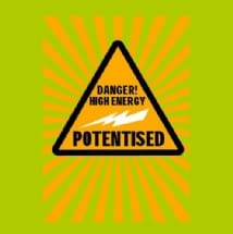 Danger potentised