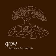 Grow, become a homeopath