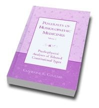 Portraits of Homeopathic Medicines Vol.2