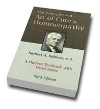 Principles and Art of Cure by Homoeopathy