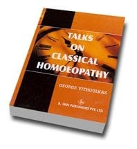 Talks on Classical Homeopathy
