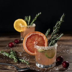 Healthy drinks for an alcohol free Christmas